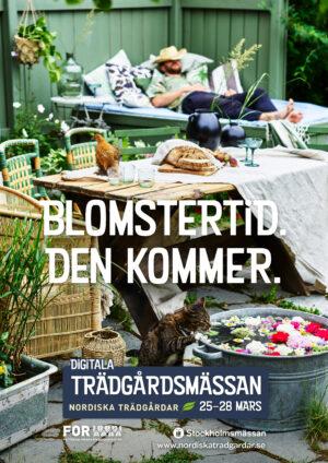 Digitala Trädgårdsmässan Nordiska Trädgårdar